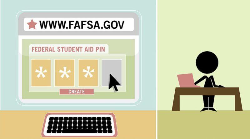federal loan application PIN