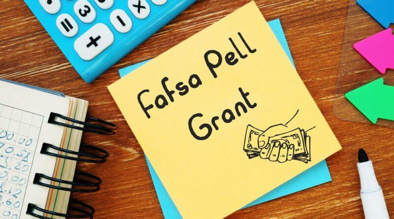 Pell grant qualification